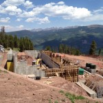 Mid-Vail construction as of June 27, 2012