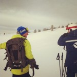 Vail videographer Satchele- with photographer-Connor Walberg