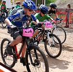 Post image for Kids compete in the X-Country Bike Race in Vail for the Teva Mountain Games