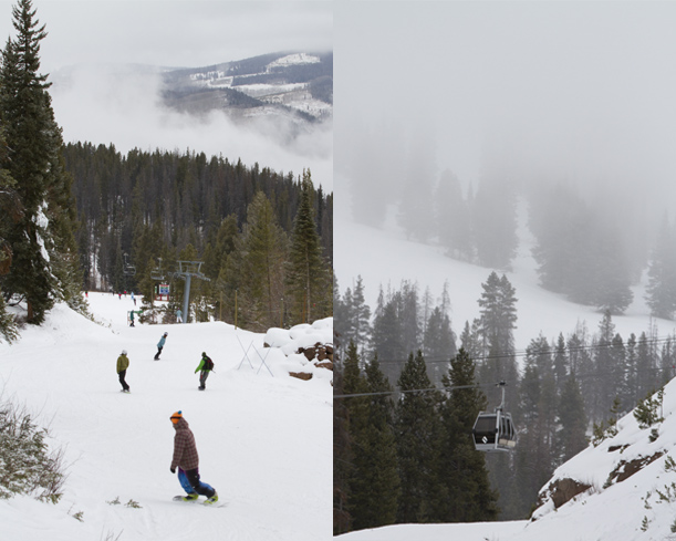 Vail conditions update