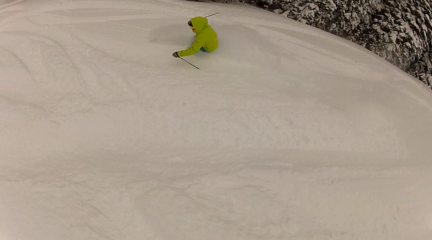 Highline powder