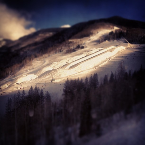 golden peak vail