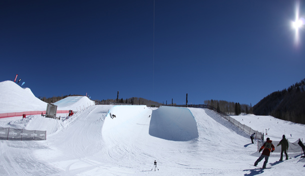Halfpipe US Open