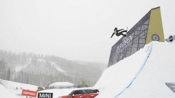 Vail Burton US Open