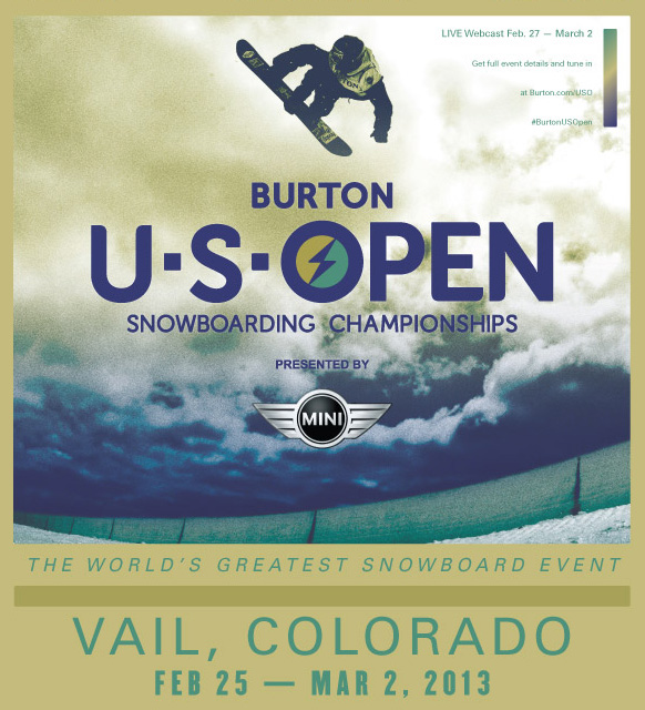 The Burton US Open