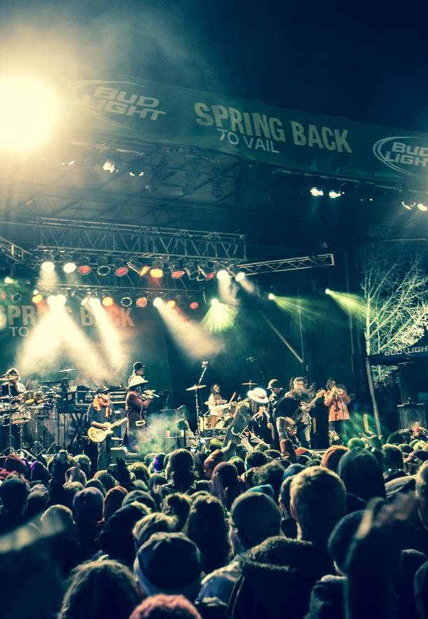 Free concerts for Spring Back to Vail