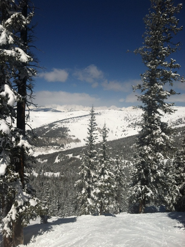 Vail conditions