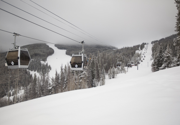Spring Back to Vail snow