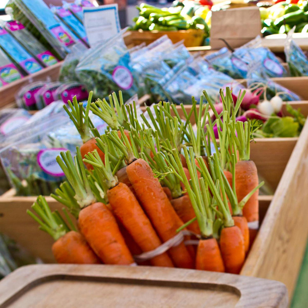 Farmers' Market in Vail