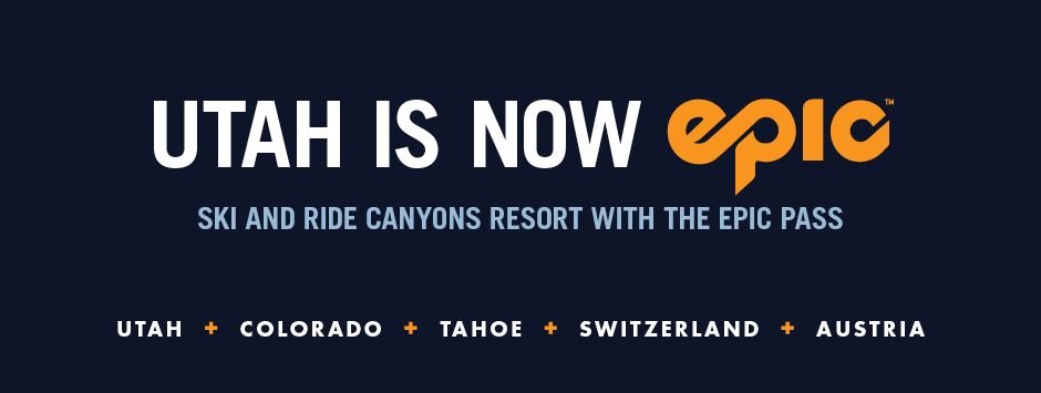 Canyons Resort is now Epic