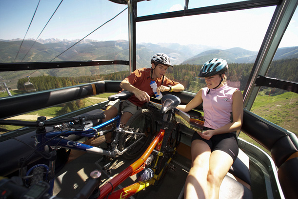 Vail gondolas open for summer