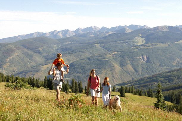 Dog friendly activities in Vail, Colorado