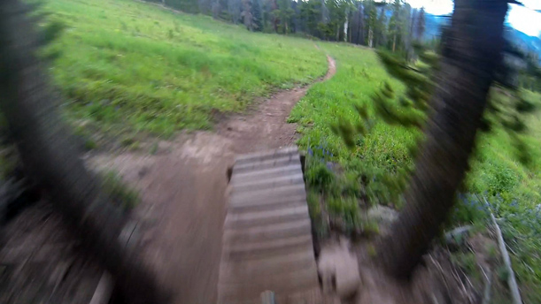 GoPro of Vail downhill
