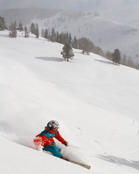 An expert skiers' guide to Vail