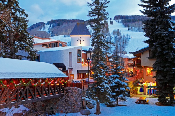 Where To Stay In Vail Part 1 Vail Village And Golden Peak