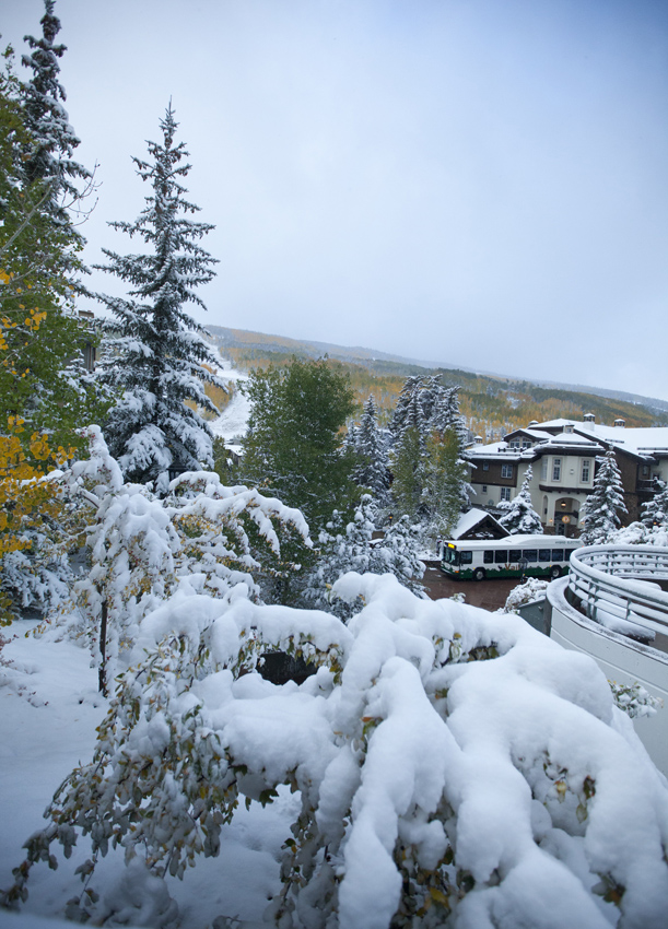 Autumn in Vail, Colorado