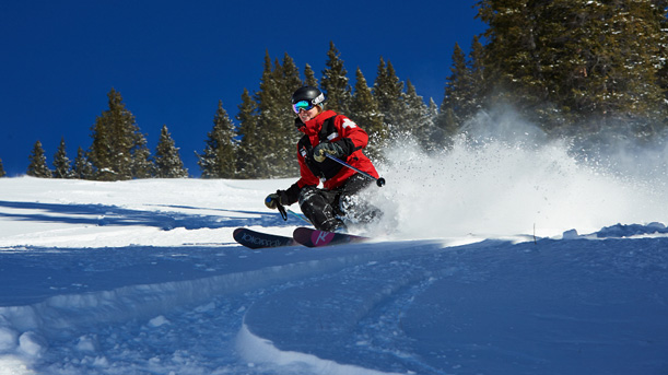 Tips for safe skiing and riding