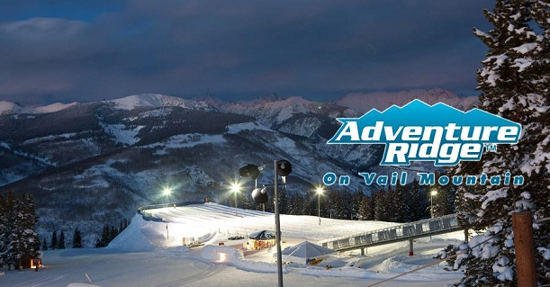 Vail's Adventure Ridge tubing