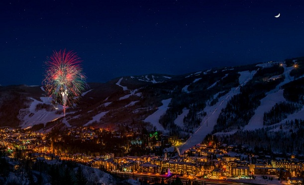 New Years in Vail, Colorado
