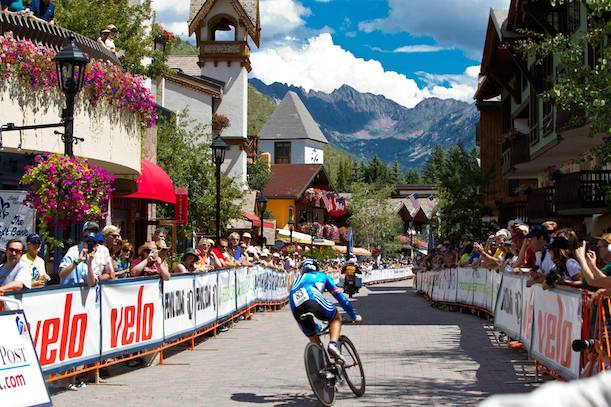 Vail USA Pro Challenge stage 6