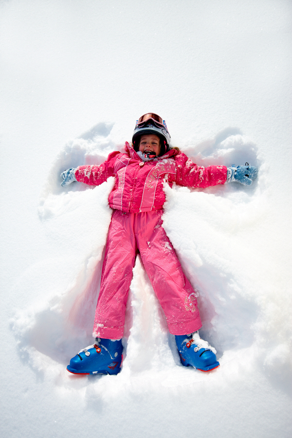 How to keep kids warm on the slopes