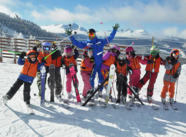 Vail weekend kids programs
