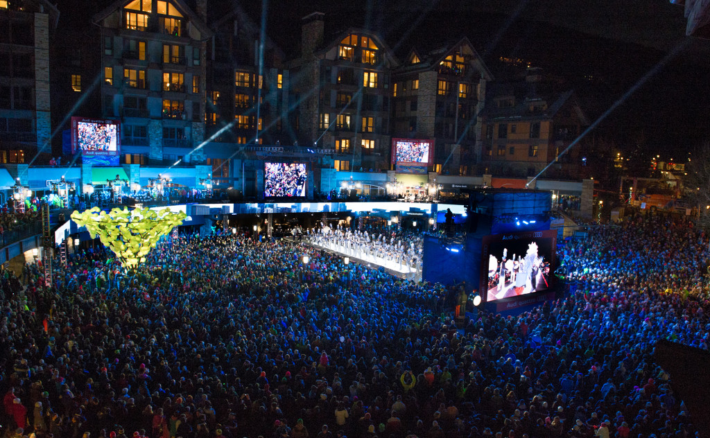 Vail events world championships