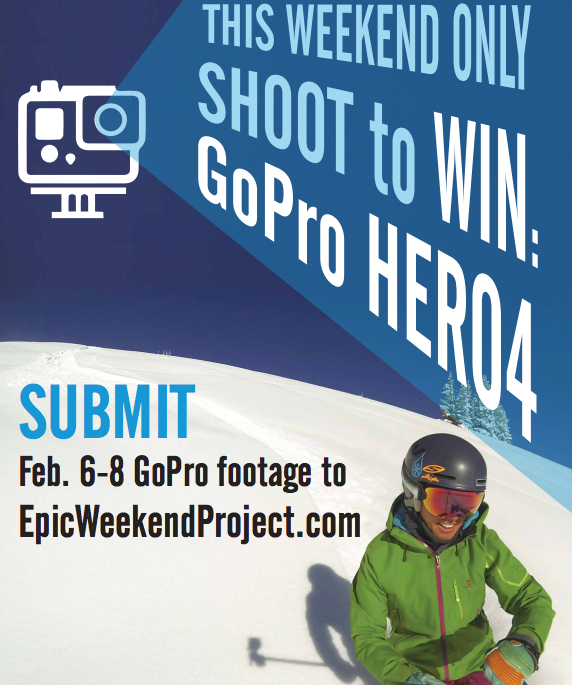 Vail crowdsourced gopro edit